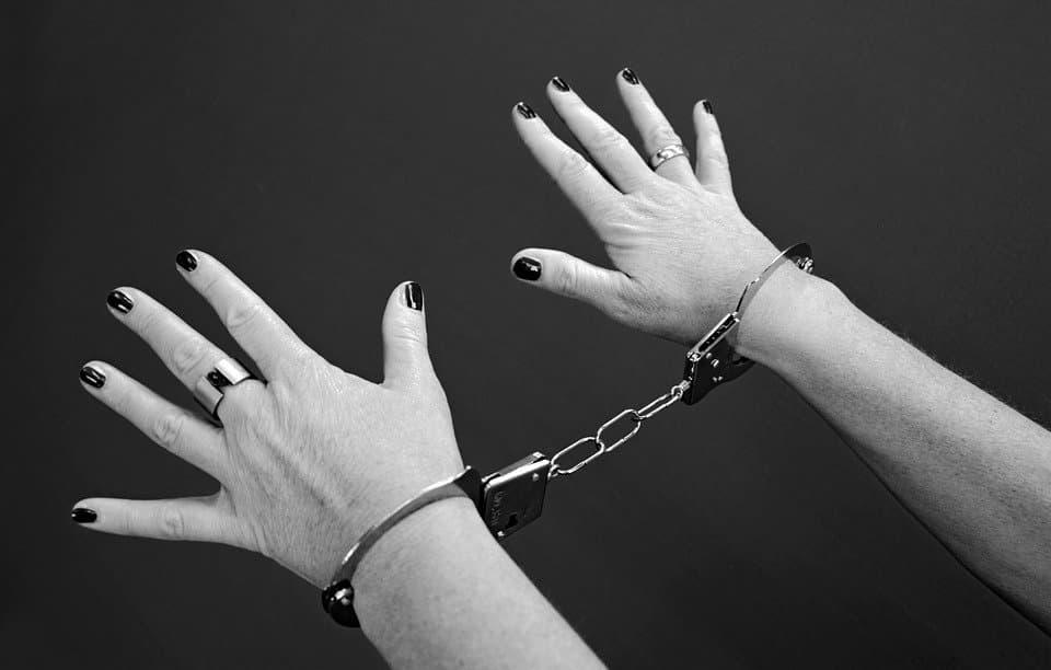 Полицейские из Капотни задержали рецидивистку Фото: pixabay.com